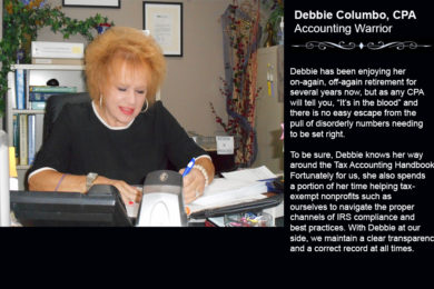 Debbie – Accounting